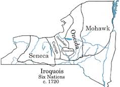 The Iroquois Nations