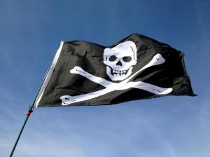 "The ""Classic"" Jolly Roger"